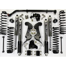 "Maximus-3 JL 3.5"" Geo Lift & High Steer Kit"