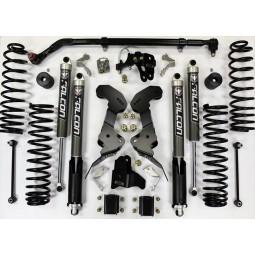 "Maximus-3 JL 3.5"" Geo Lift & High Steer Kit"