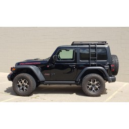 Maximus-3 JL 2 Door Roof Rack System