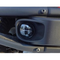 "MAXIMUS-3 JW SPEAKER FOG LIGHT BRACKETS (FITS KC HiLiTES 4"" Gravity LED Fog Light)"