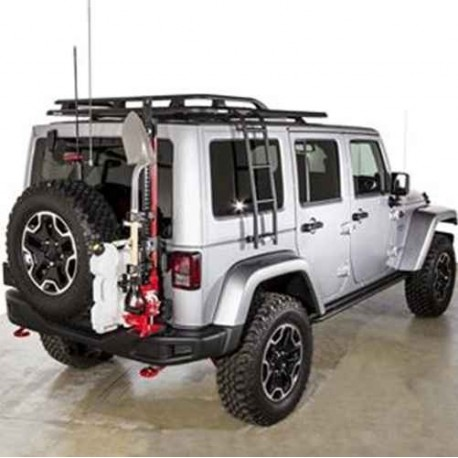 Maximus 3 Jk Modular Tire Carrier Sport Package Maximus 3