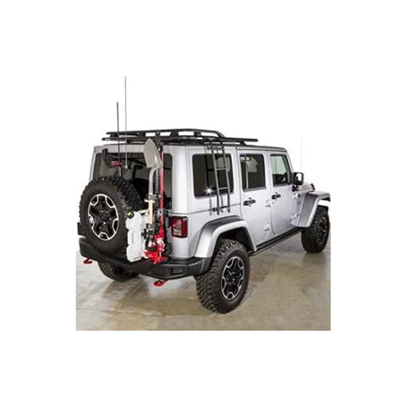Spare Tire Carrier Rear Bumper Best Practices Jeep