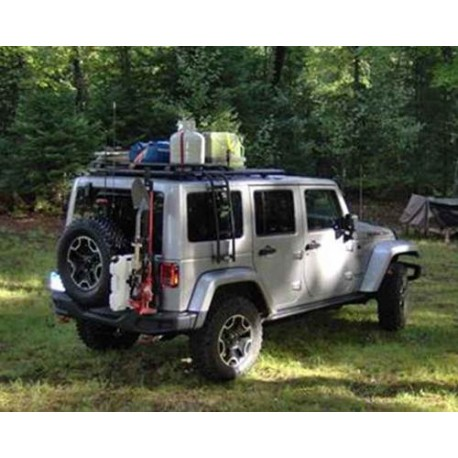 MAXIMUS-3 ROOF RACK/ SHORT PLATFORM
