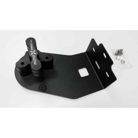 SIDE ROTOPAX MOUNT & PACK MOUNT