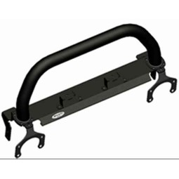 JK Front Bumper Bar/Hoop & Light Brackets (Grille Guard)