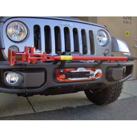 10A/X Front Bumper Hi-Lift Jack Mount
