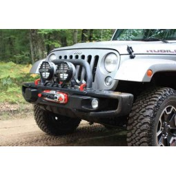 GRILLE GUARD/HOOP & WINCH MOUNT PACKAGES