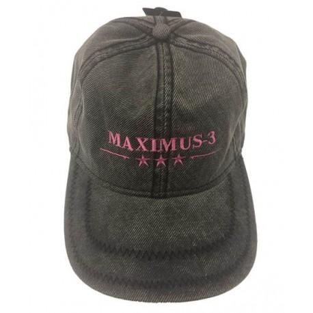 Maximus-3 Logo Cap