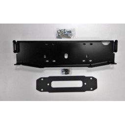 MAXIMUS-3 INBOARD WINCH MOUNT/PLATE (CENTERED SET-UP WITH CENTEREING PLATE ONLY)