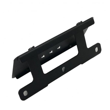 STEALTH MOUNT LICENSE PLATE BRACKET