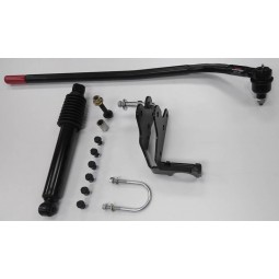 "JK HIGH STEER & FLIPPED DRAGLINK KIT (3"" - 4.5"" SUSPENSION LIFT APPLICATION)"
